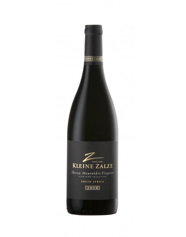 Kleine Zalze Vineyard Selection Shiraz  Mourvèdre Viognier 2018