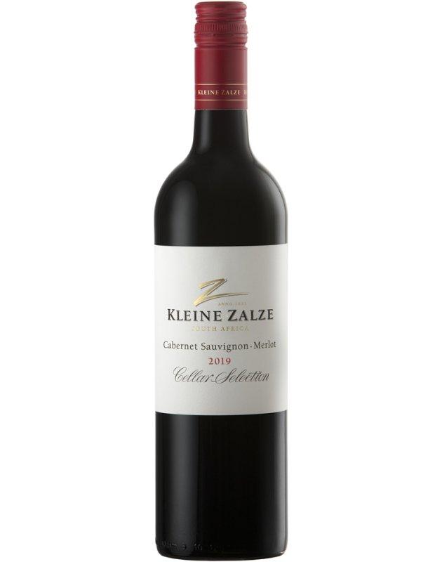 Kleine Zalze Cellar Selection Cabernet Sauvignon Merlot 2019