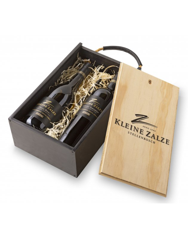 Kleine Zalze Vineyard Selection Barrel Fermented Gift Box