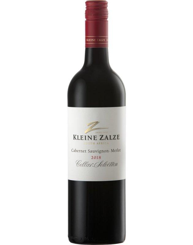 Kleine Zalze Cellar Selection Cabernet Sauvignon Merlot 2018