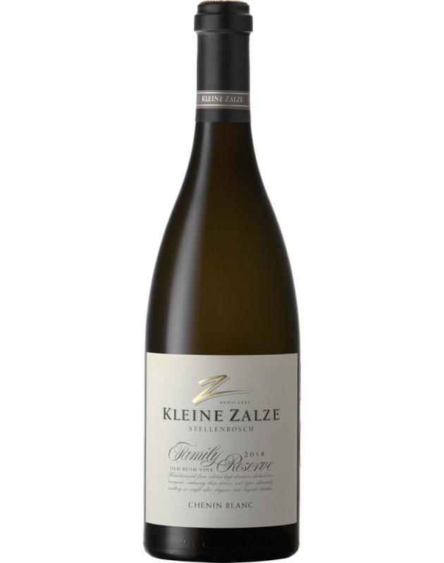 Kleine Zalze Family Reserve Chenin Blanc Old Bush Vine 2018