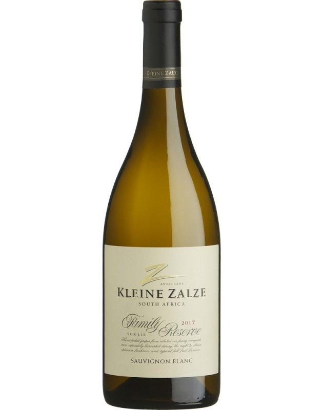 Kleine Zalze Family Reserve Sauvignon Blanc Sur Lie 2017