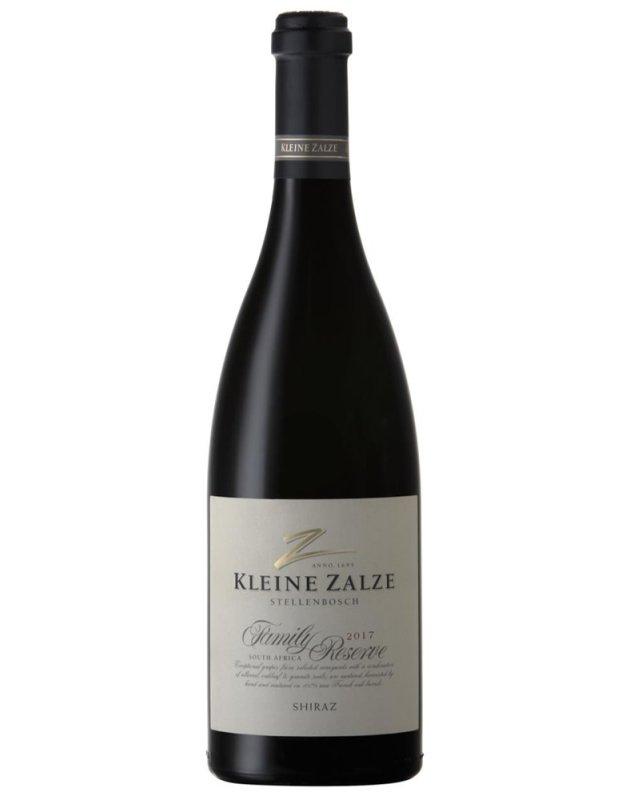 Kleine Zalze Family Reserve Shiraz 2017