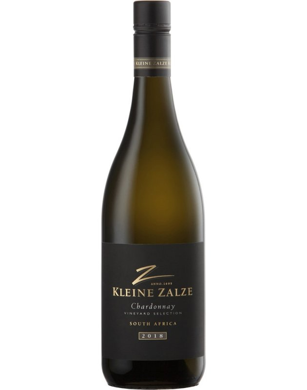 Kleine Zalze Vineyard Selection Barrel Fermented Chardonnay 2019