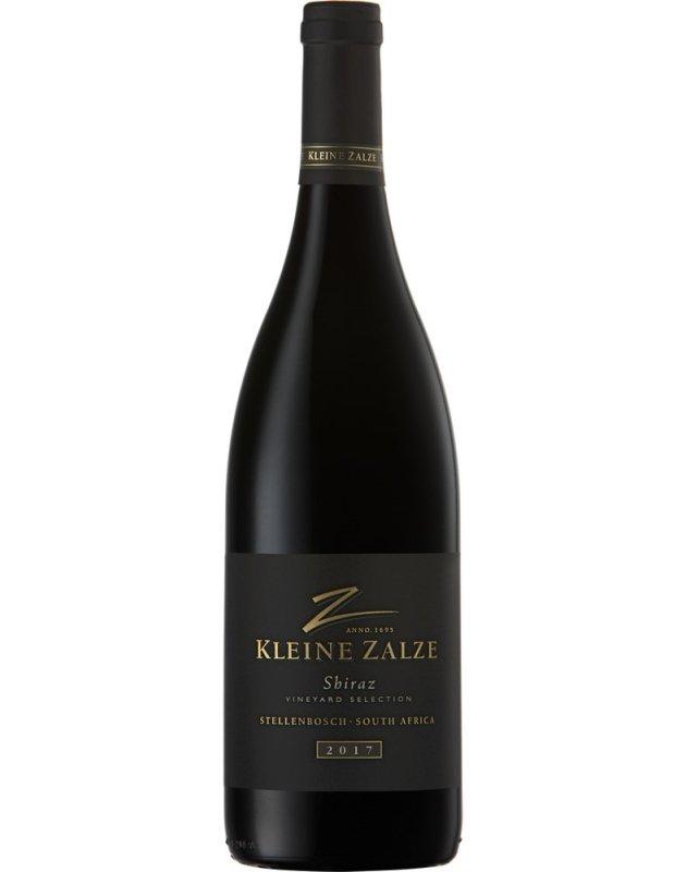 Kleine Zalze Vineyard Selection Barrel Matured Shiraz 2017