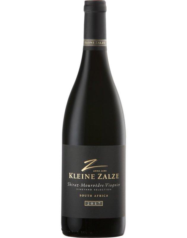 Kleine Zalze Vineyard Selection Shiraz  Mourvèdre Viognier 2017
