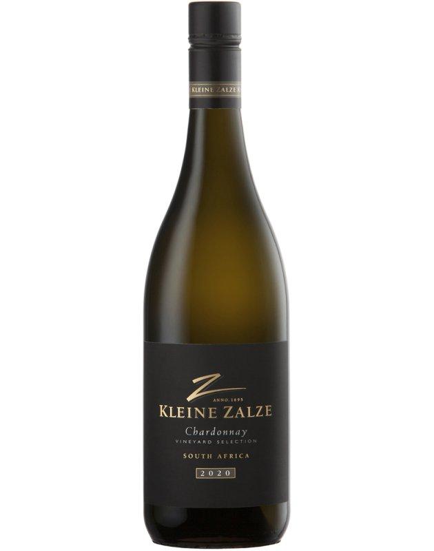 Kleine Zalze Vineyard Selection Barrel Fermented Chardonnay 2020